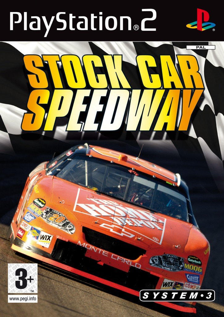 System 3 Stock Car Speedway Ps2