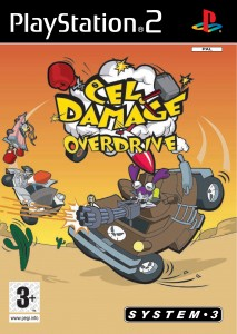 Cel Damage Overdrive  Pack