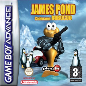 James Pond codename: Robocod  Pack