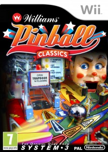 Williams Pinball Classics  Pack