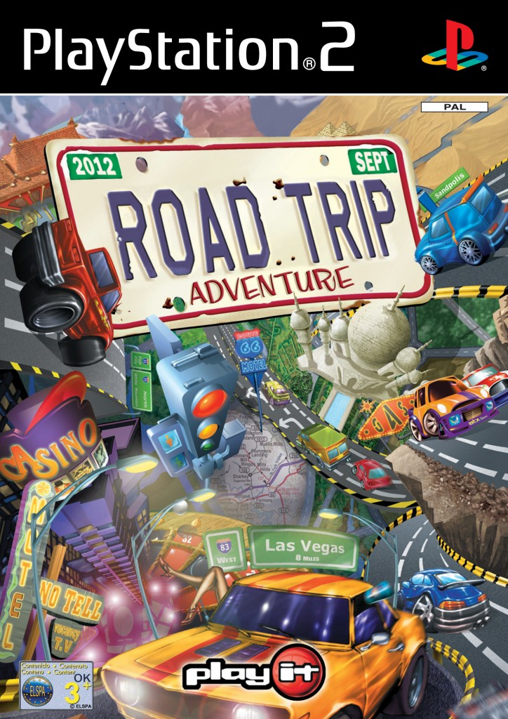 Ps2 Games All Of Them : System road trip adventure psn
