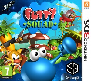 Putty Squad 3DS  Pack