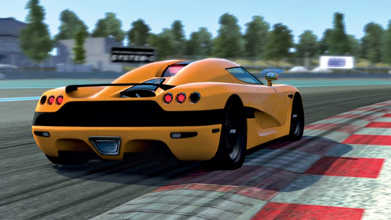 System 3 | Absolute SuperCars PS3