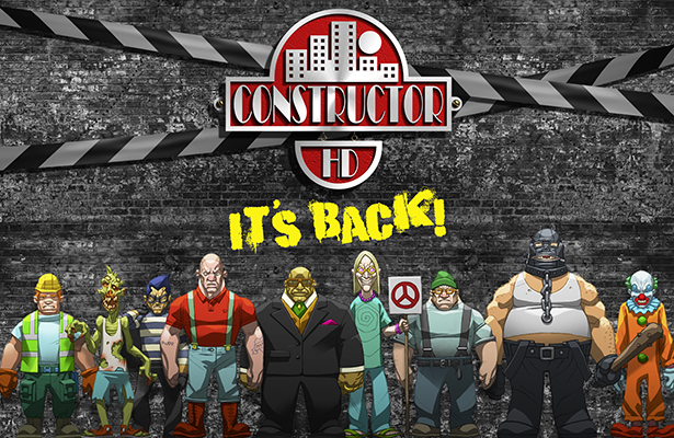 Constructor returns in High Definition!