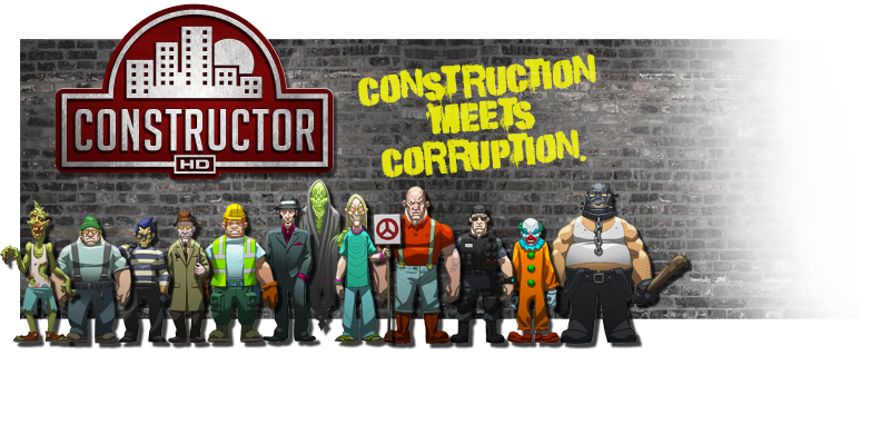 Construction meets Corruption.