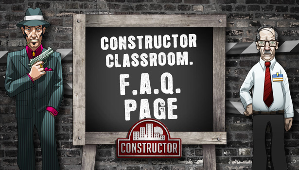 Constructor: Frequently Asked Questions