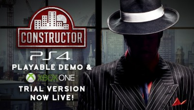 PS4 Playable Demo & Xbox Trial version now live!