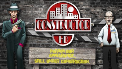 Constructor HD: Still under Construction…