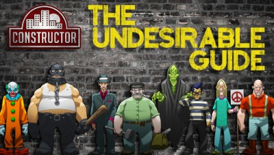 Constructor: The Undesirable Guide