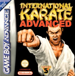 International Karate Advanced  Pack