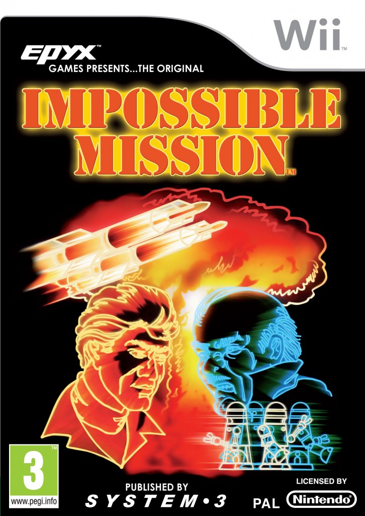 IMPOSSIBLE-MISSION-Wii-pack