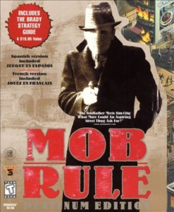 Mob Rule (Streetwars)  Pack