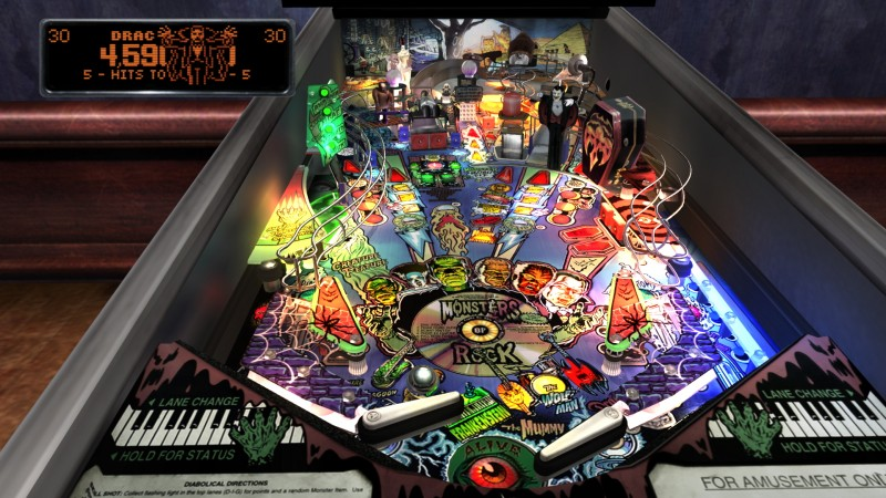 the pinball arcade desktop-#44