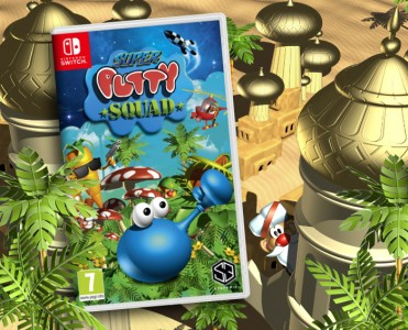 Super Putty Squad comes to Nintendo Switch!