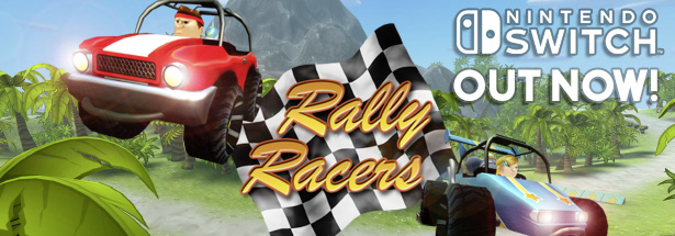 Buckle up and prepare for Rally Racers on Nintendo Switch!