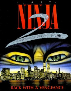 Last Ninja 2: Back With A Vengeance  Pack