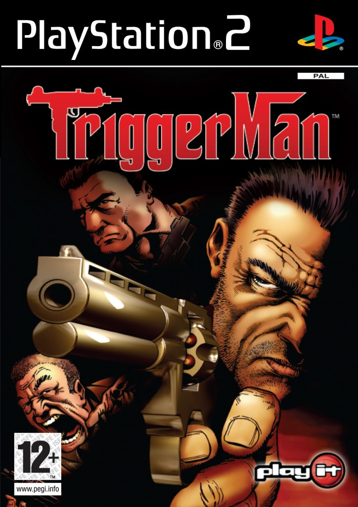 Triggerman-PS2-pack