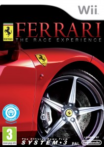 Ferrari The Race Experience  Pack