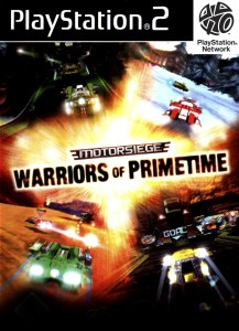 Motorsiege: Warriors Of Primetime  Pack